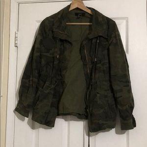 Army Camo Jacket - S